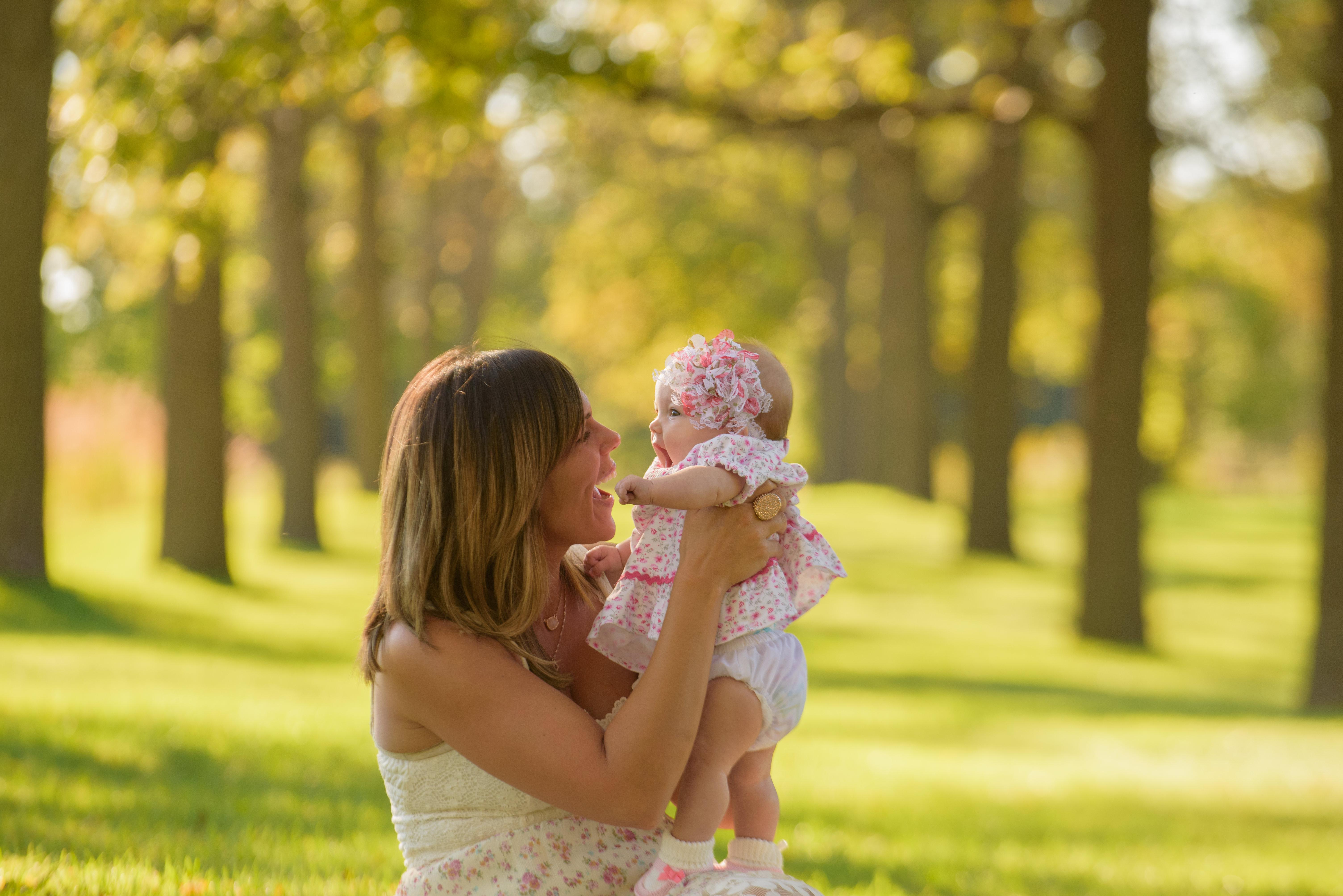 St James Farm Warrenville Mother Baby