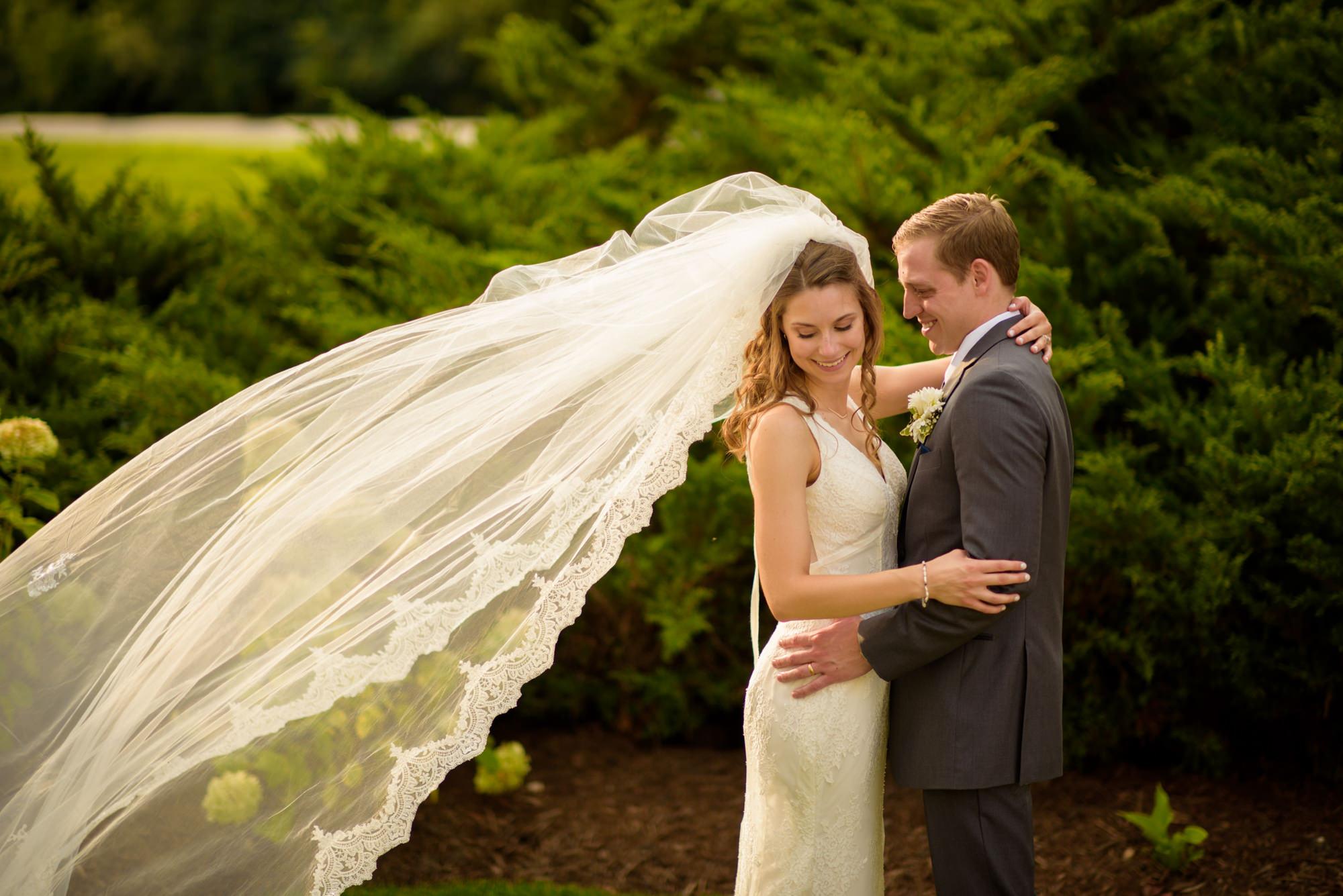 Bride Groom Abbington Distinctive Banquets Glen Ellyn
