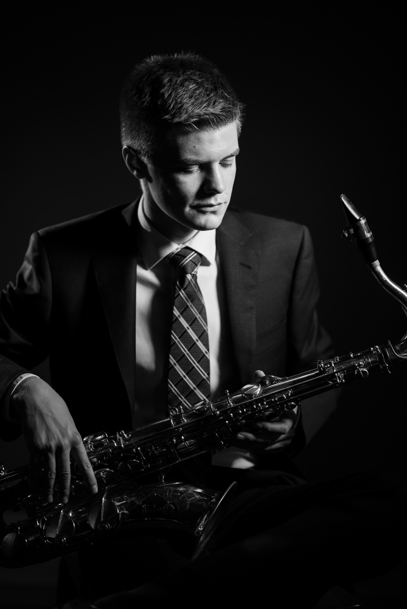 High School Senior Saxophone