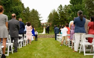 Tips for Planning an Outdoor Wedding Ceremony